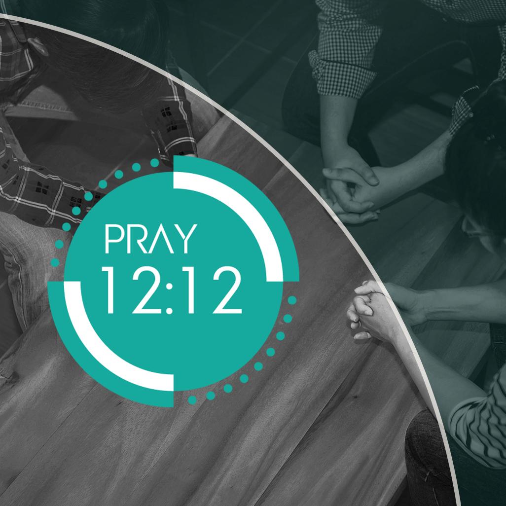 Pray 12:12 Logo